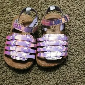 Kids Holographic Shoes